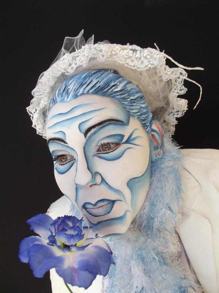 Velhinha Azul