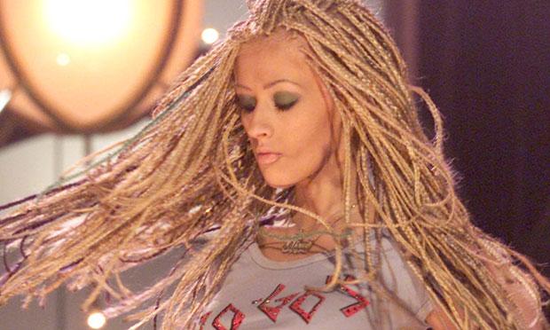 Christina Aguilera - Cantora